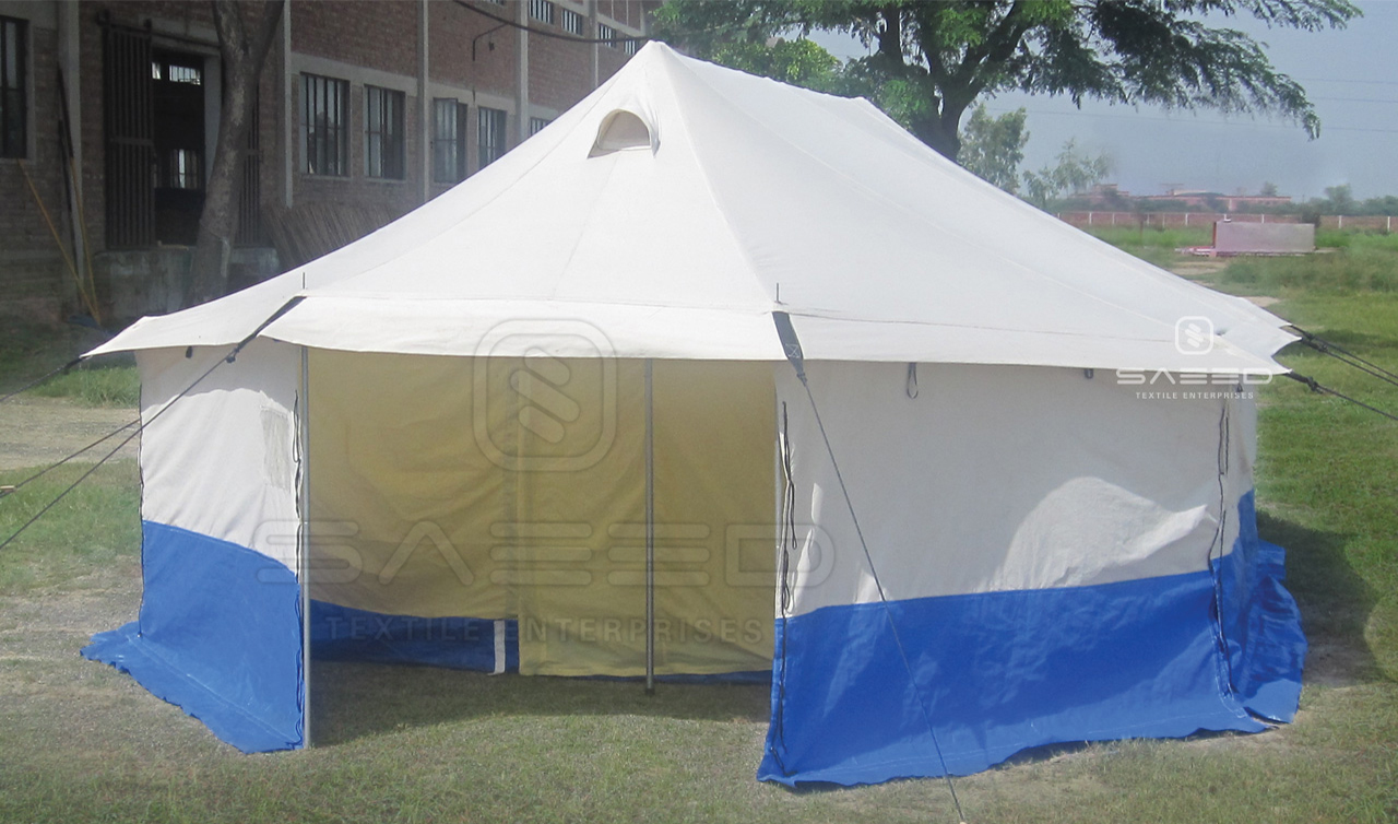New Family Tent