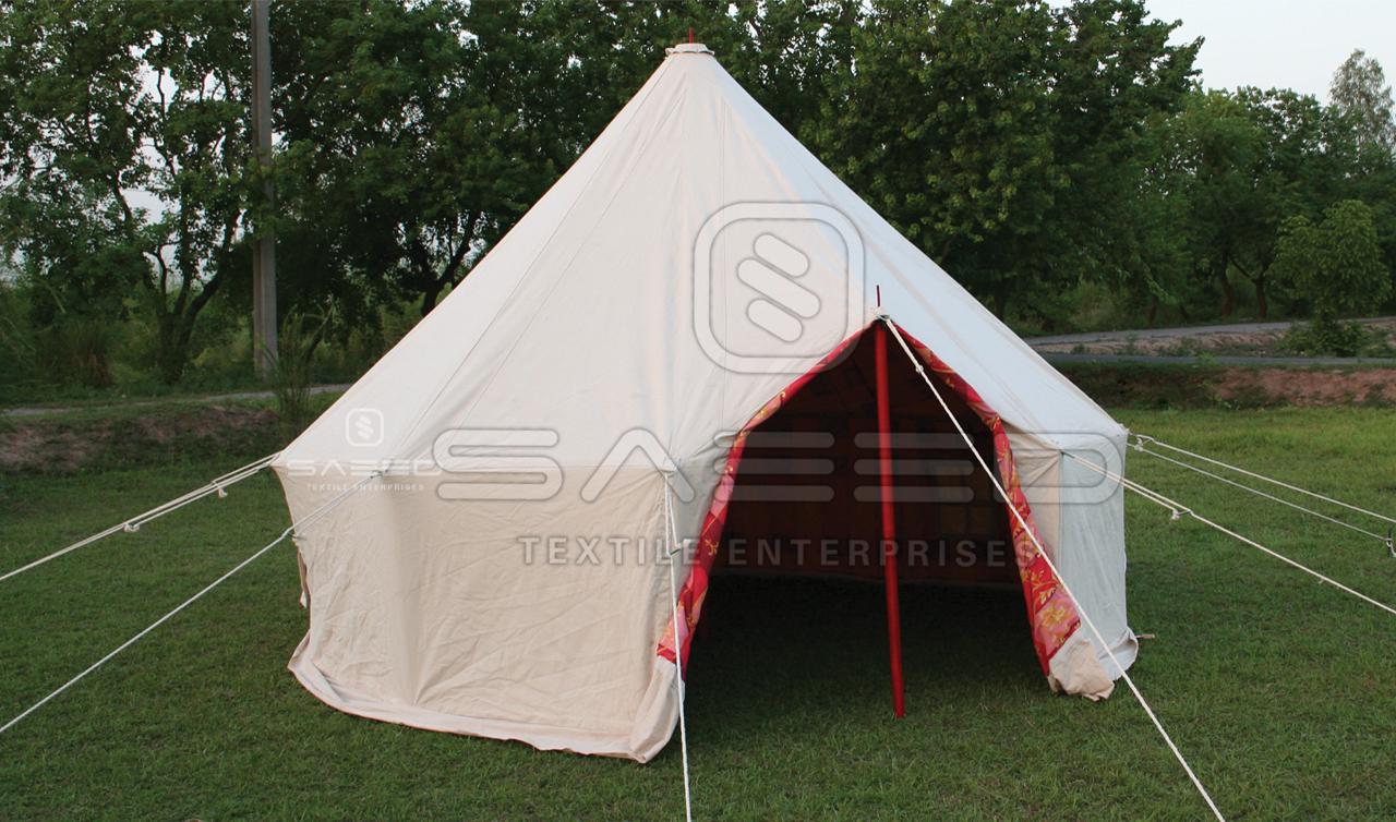 Family Round Tent STE-107 & Saeed Textile Enterprises | Family Round Tent STE-107 | Saeed ...